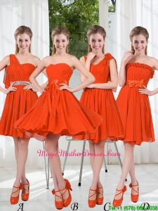 New Style A Line Beading Short Mother Of The Bride Dresses