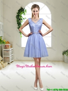 Discount V Neck Mother Of The Bride Dresses with Appliques and Sequins