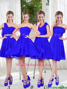 Elegant A Line Sweetheart Mother Of The Bride Dresses in Royal Blue