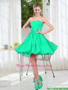 A Line Sweetheart Belt Mother Of The Bride Dresses for Party