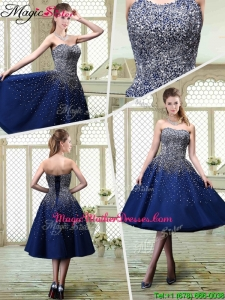 Luxurious Sweetheart Beading Mother Of The Bride Dresses for 2016