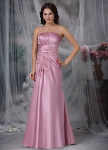 Taffeta Rose Pink Appliques Dresses for Bride Mother in Pennsylvania