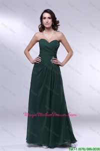Plus Size Empire Sweetheart Beaded Mother Dresses