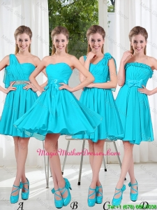 Informal Mother Of The BrideDress with Ruching for 2016