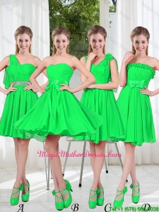Perfect A Line Short Mother Of The Bride Dress with Ruching