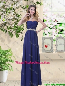 Pretty Ruched and Sequined Mother Of The Bride Dresses with Sweetheart